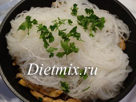 Стейк бавет в азиатском маринаде, пошаговый рецепт с фото