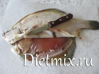 Простой рецепт жареной рыбы на сковороде