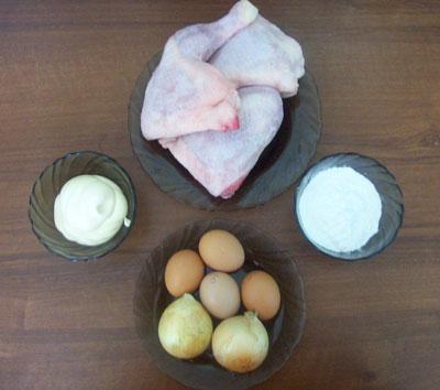 рецепт быстрых котлет из курицы