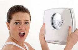 почему не худею при правильном питании