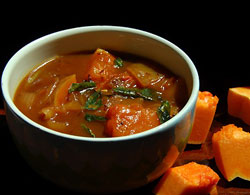 Вторые блюда Tykva-govyadina